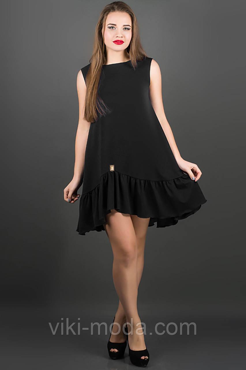 Платье Роми (черный)
