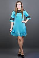 Платье Джаконда (бирюза), фото 1