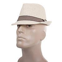 Шляпа Brezza Шляпа соломенная мужская BREZZA (БРЕЗЗА) 041402-043-09