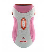 Эпилятор женский Kemei KM 1187, универсальный эпилятор для удаления волос!Акция