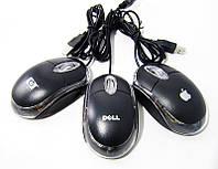 Проводная мышь Sony/Apple/Toshiba/Dell/HP 800 dpi (Коробочка)