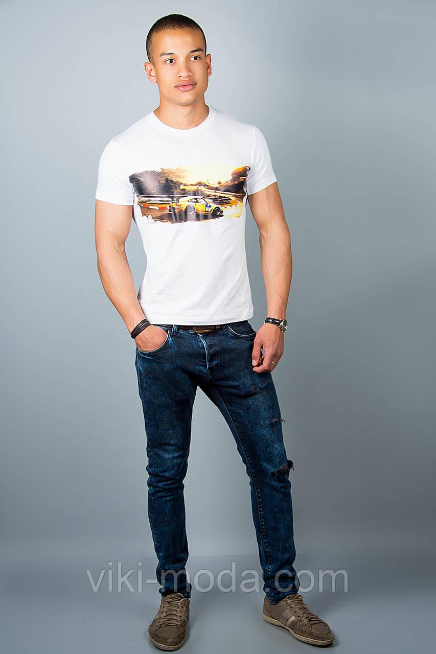 Мужская футболка (№23)