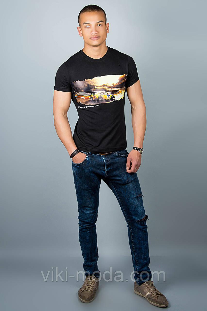 Мужская футболка (№24)