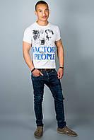 Мужская футболка ( белая №20 )