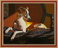 Репродукция картины современных художников «Тэсс» 60 х 80 см