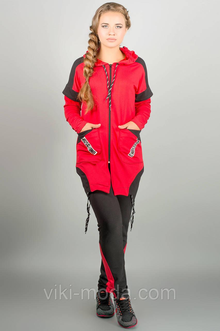 Спортивный костюм Бриз (красный)