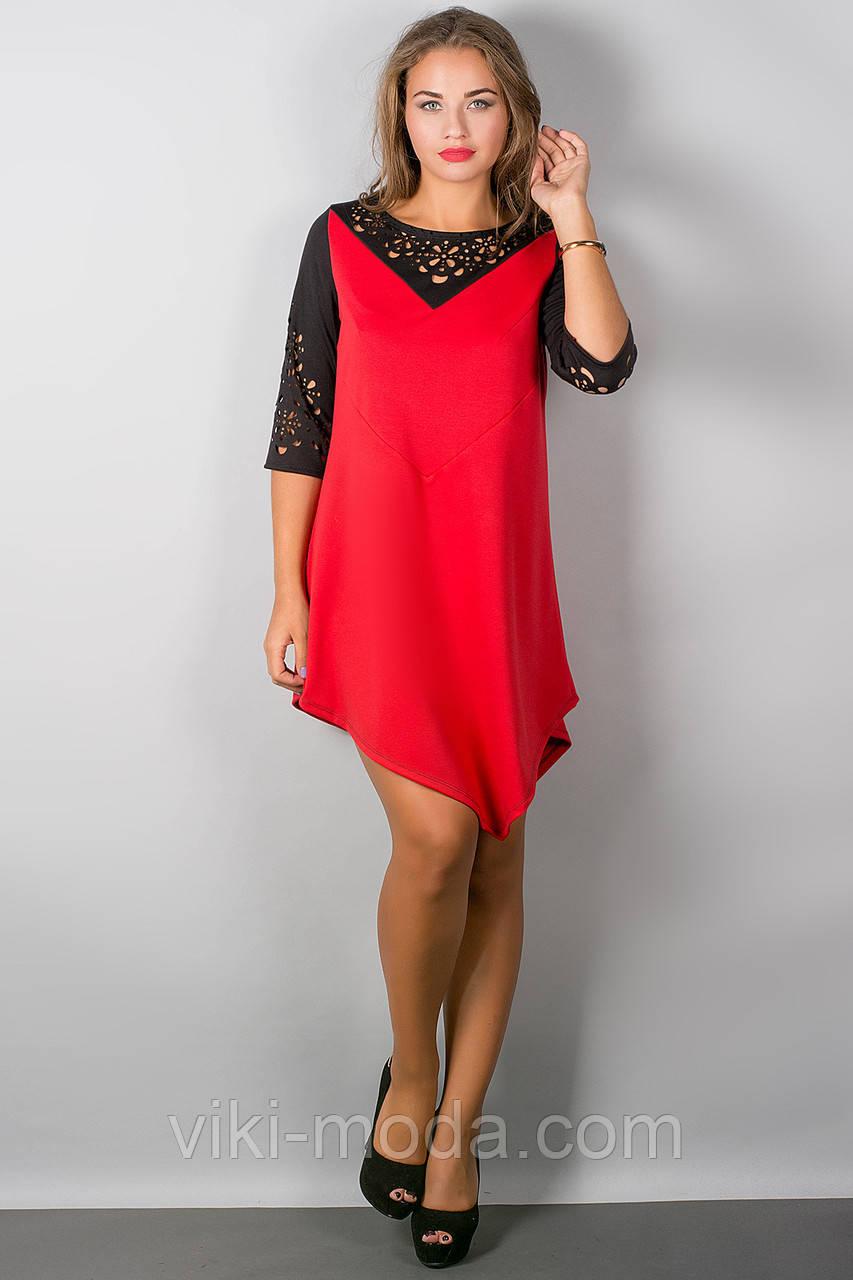 Платье Эсмина (красный)