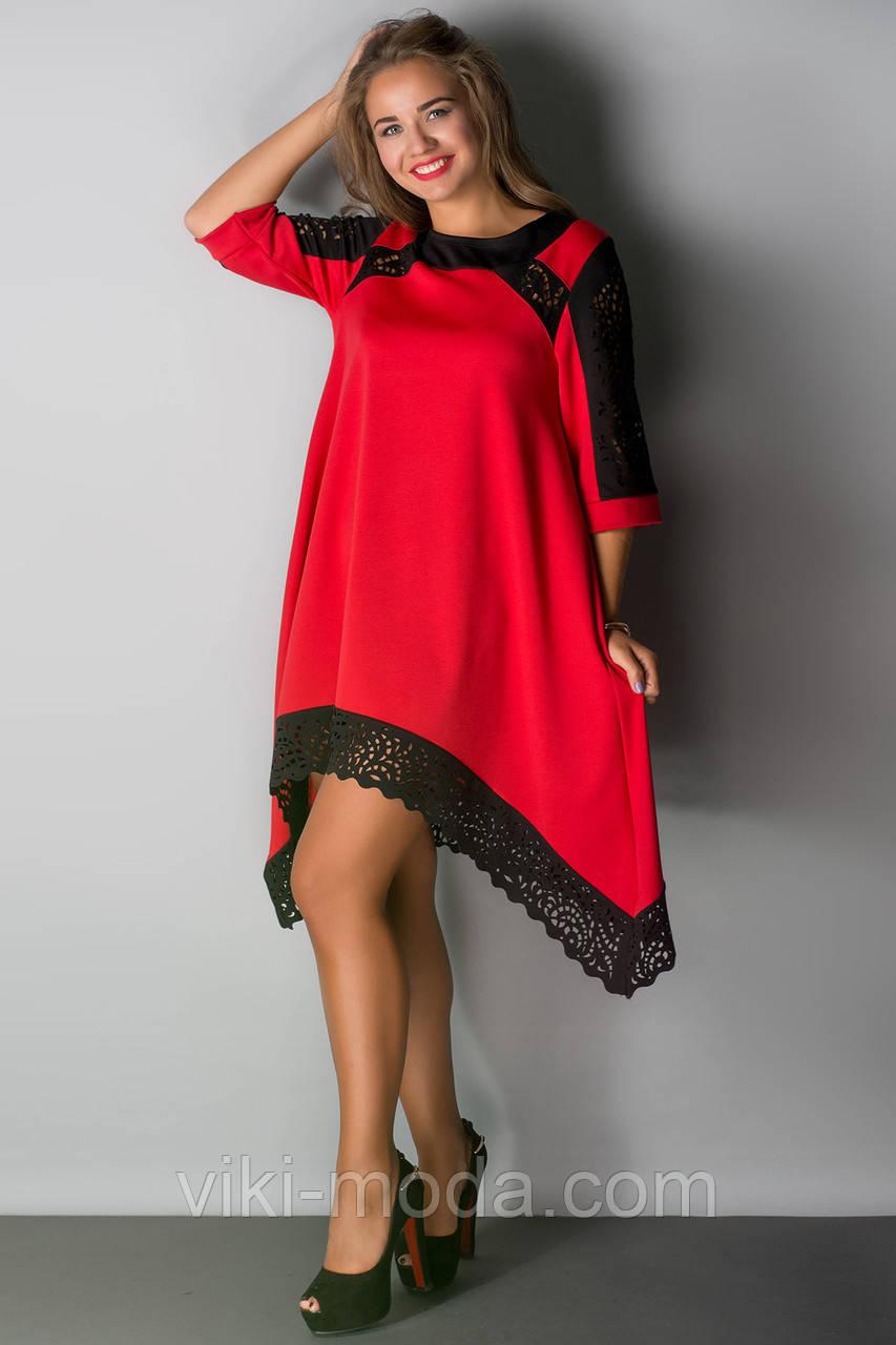 Сукня Вайти (червоний)