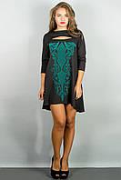 Платье Соланж (черный)