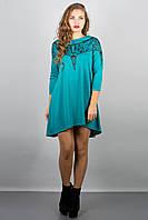 Платье Мэри-эль (бирюза), фото 1