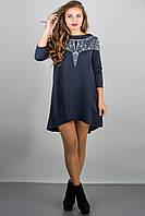 Платье Мэри-эль (синий), фото 1