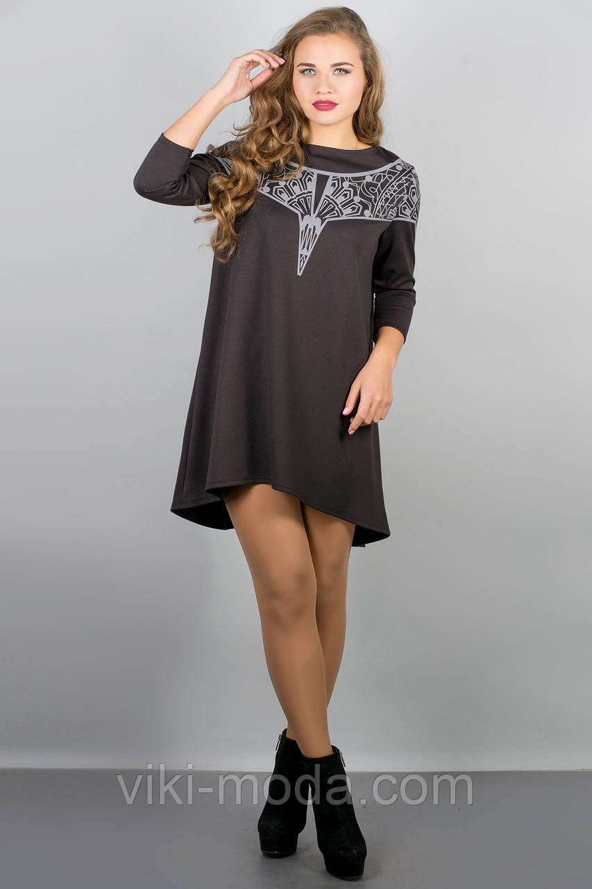 Платье Мэри-эль (черный)