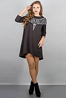 Платье Мэри-эль (черный), фото 1