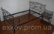 """Кованый комплект мебели для спальни """"Дижон"""""""