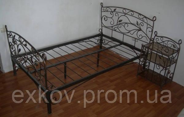 Кованый комплект мебели для спальни - Ковка24 - Художественная ковка в Киеве