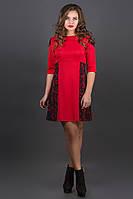 Платье Оника (красный), фото 1