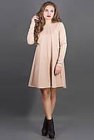 Платье Ситти (бежевый), фото 1