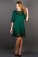 Платье Валенсия (зеленый), фото 1