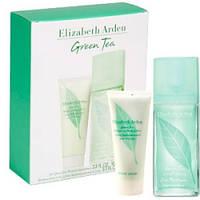 Elizabeth Arden Green Tea SET (EDP 100ml + BODY LOTION 100ml) (ORIGINAL)