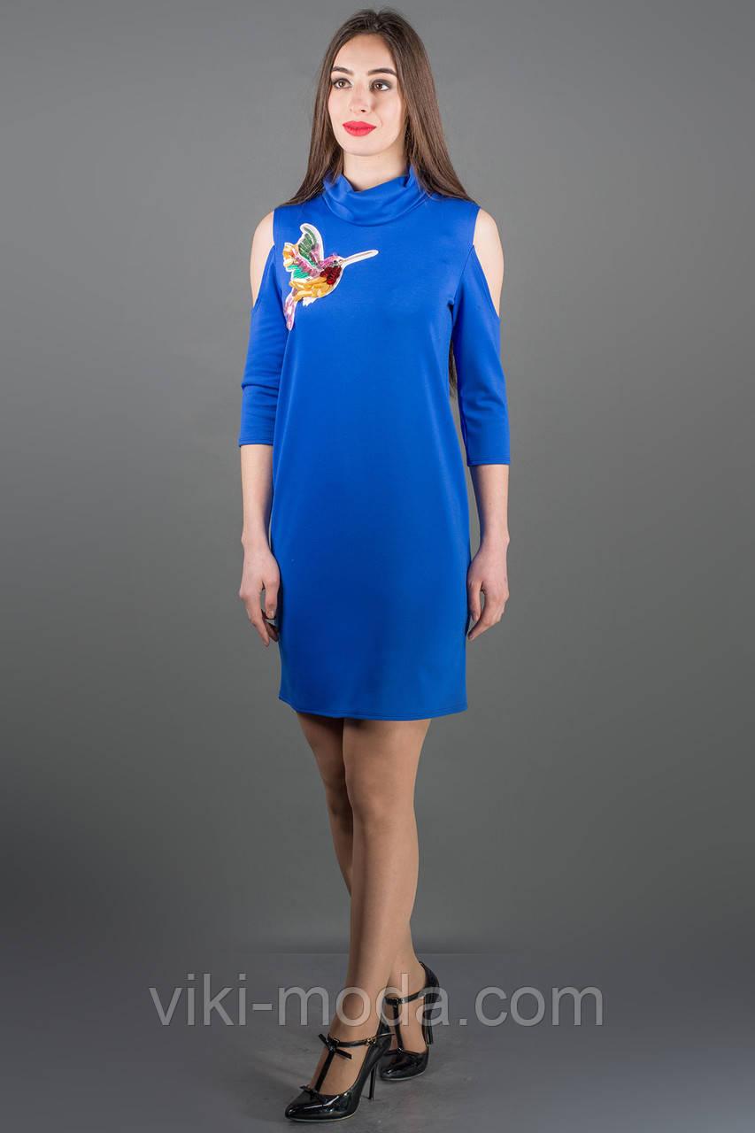 Платье Самира (электрик)