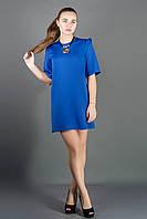 Платье Блуми (электрик), фото 1