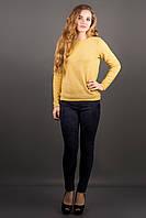 Кофта Альфа (желтый), фото 1
