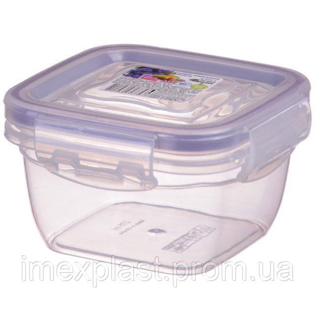 Контейнер для продуктов FRESHBOX 0,275л квадратный