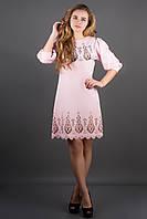 Платье Айсель (розовый), фото 1