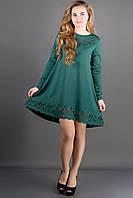 Платье Лучия (зеленый), фото 1