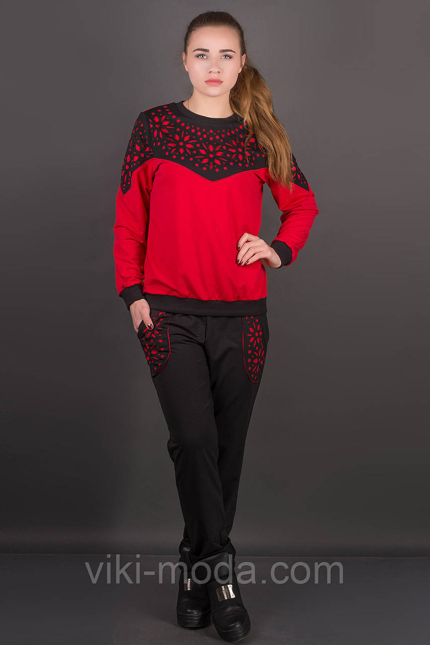 Спортивный костюм Аракси (красный)