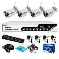 Рег.+ Камеры DVR KIT 6004 WIFI/3204 4ch