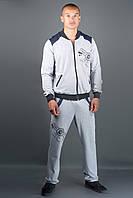 Мужской спортивный костюм Митчел (серый)