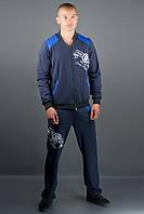 Мужской спортивный костюм Митчел (синий), фото 1