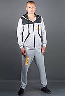 Мужской спортивный костюм Сэм (серый), фото 1