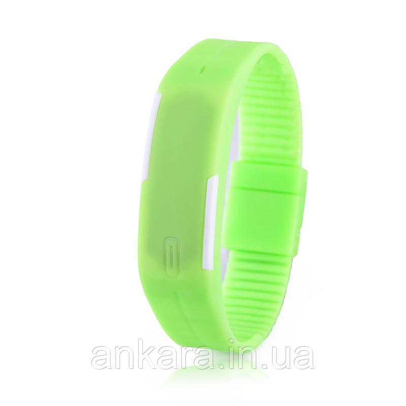 Спортивные Силиконовые LED Часы  продажа 1787dc2768a36