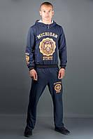 Мужской спортивный костюм Тотем (синий), фото 1
