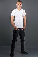 Мужская футболка Грэт (белый), фото 1