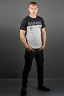 Мужская футболка Бани (черный), фото 1
