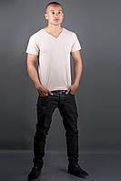 Мужская футболка Жерар (бежевый), фото 1