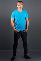 Мужская футболка Жерар (голубой), фото 1