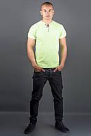 Мужская футболка Жорж (салатовый), фото 1