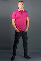 Мужская футболка Жорж (бордовый), фото 1