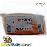 Мешок для затирания и охмеления сусла Muslin Bags 2шт.
