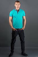Мужская футболка Принт (морская волна), фото 1