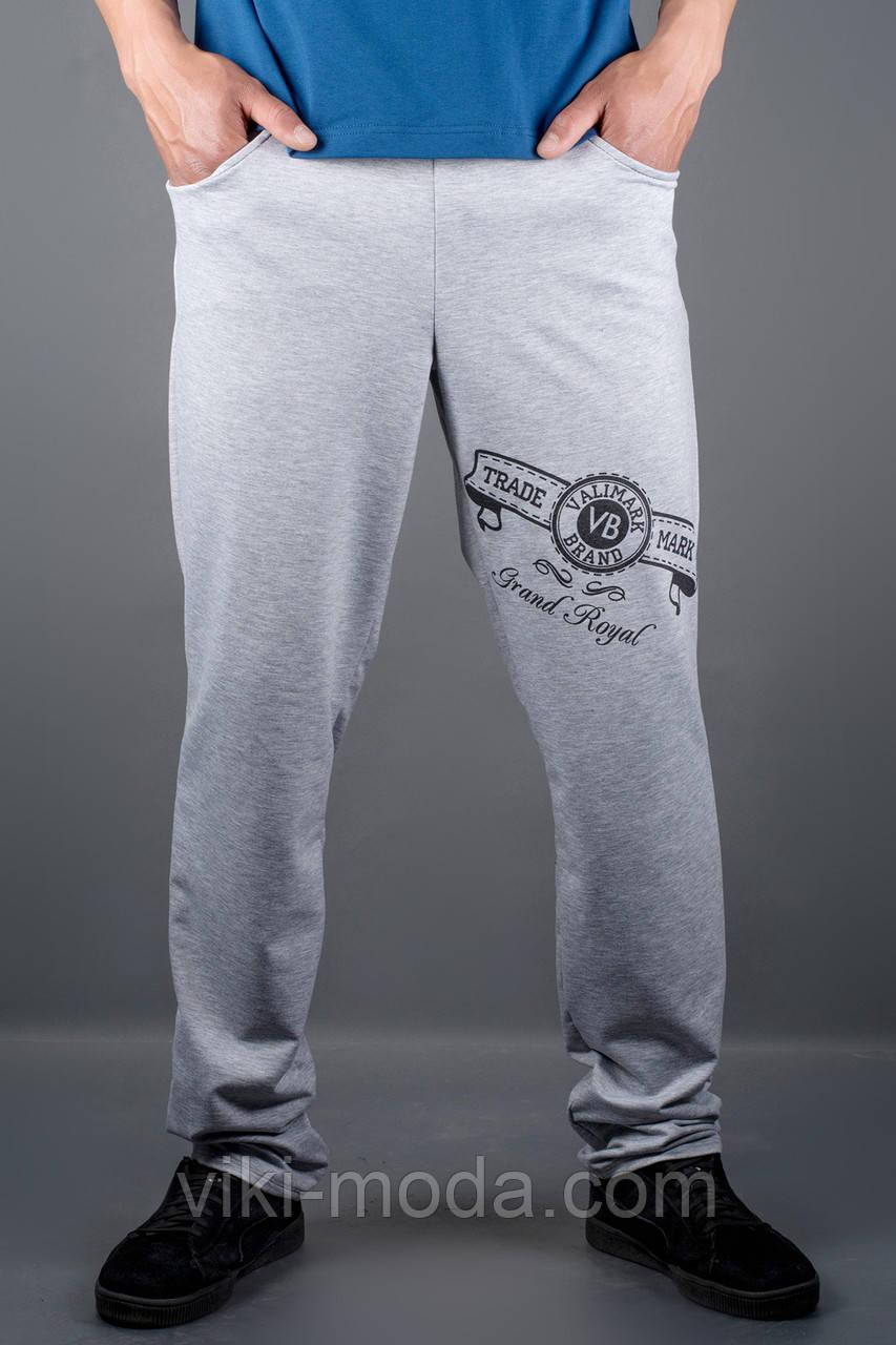 Мужские спортивные штаны Шерон (серый)