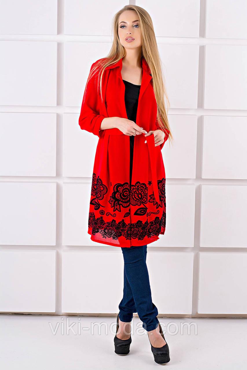 Рубашка Марганита (красный)