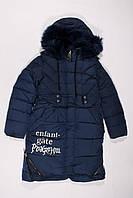 Зимнее пальто для девочек (140-164), фото 1