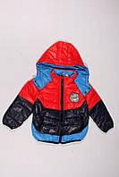 Куртка демисезонная для мальчиков 4-7 лет, фото 1
