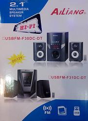 Акустическая система AILIANG USBFM-F30DC-DT, фото 2