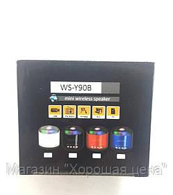 Беспроводная Bluetooth колонка WS-Y90B, фото 2